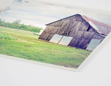 double weight matboard photo Pastel Barn by AMSW Photography for Nature Photo Gift Pro