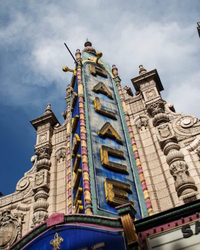 movie theatre photo of the Palace theatre in Louisville