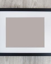 Modern Black Frame Nature Photo Gift Pro by AMSW Photography