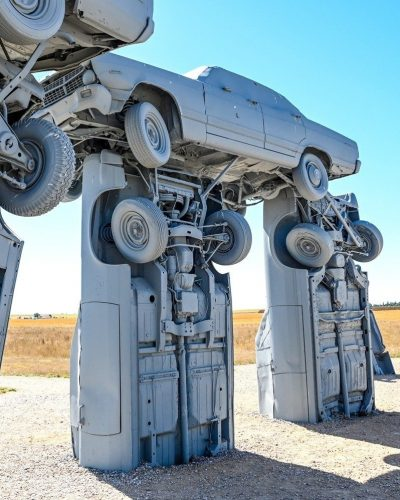roadside attraction carhenge, nebraska photo series 2 of 3nature photo gift pro by amsw photography