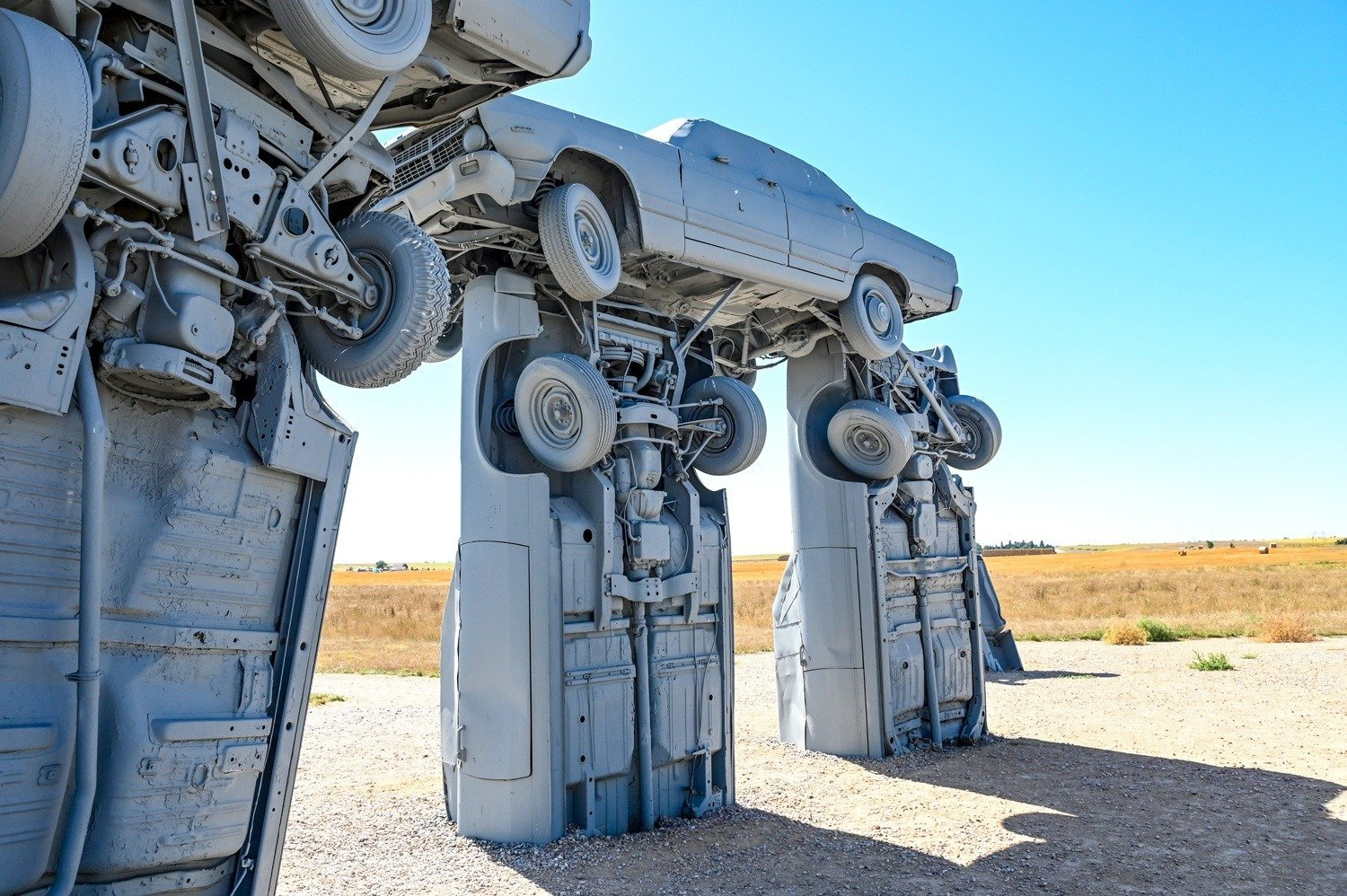 roadside attraction carhenge, nebraska photo series 2 of 3 nature photo gift pro by amsw photography